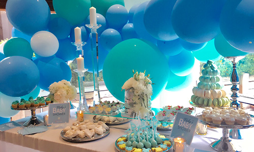 bridal baby shower venues