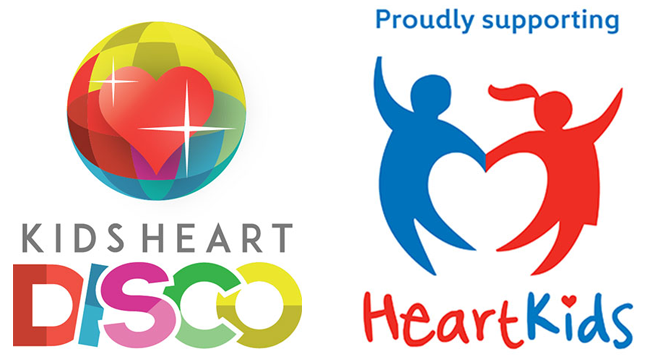 KidsHeartDisco Supporting HeartKids